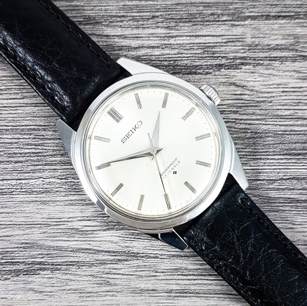 1969 Seiko 66-8050 Manual Wind