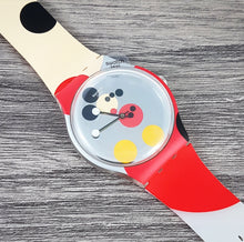 2018 Swatch x Damien Hirst 'Mirror Spot Mickey' New Old Stock
