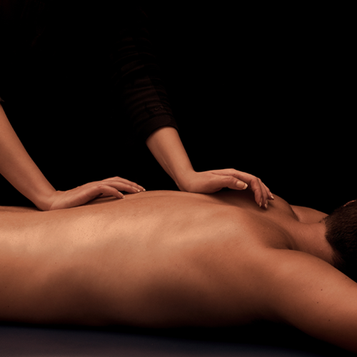 Deep Tissue / Wellbeing Back, Neck & Shoulder Massage