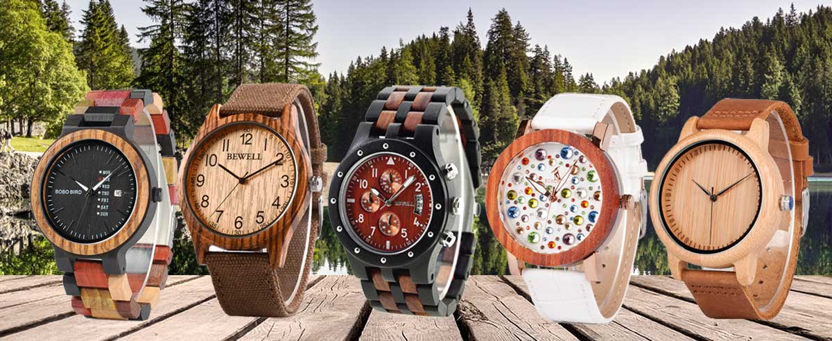 Webshop of The Wood Watch Club
