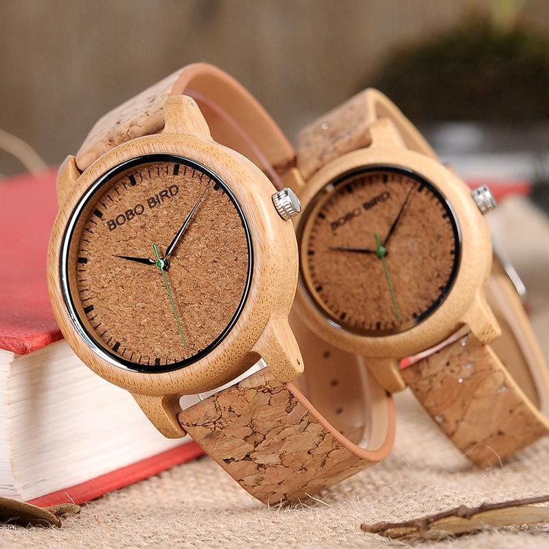 d25cf0513 Lovers Bamboo Wooden Watches