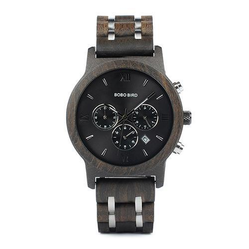 BOBO BIRD Wooden Watch for Men