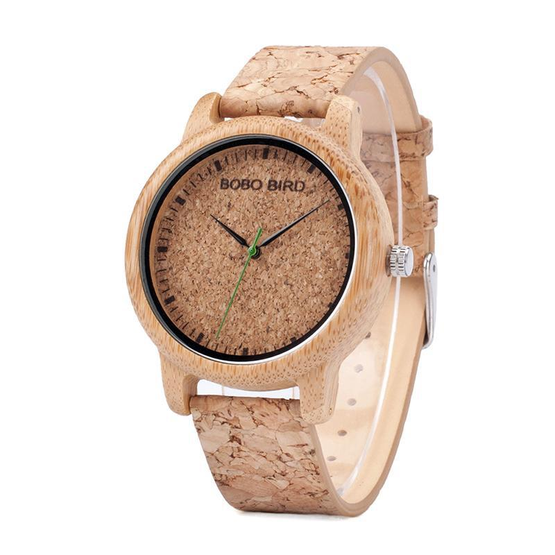 Lovers Bamboo Wooden Watches