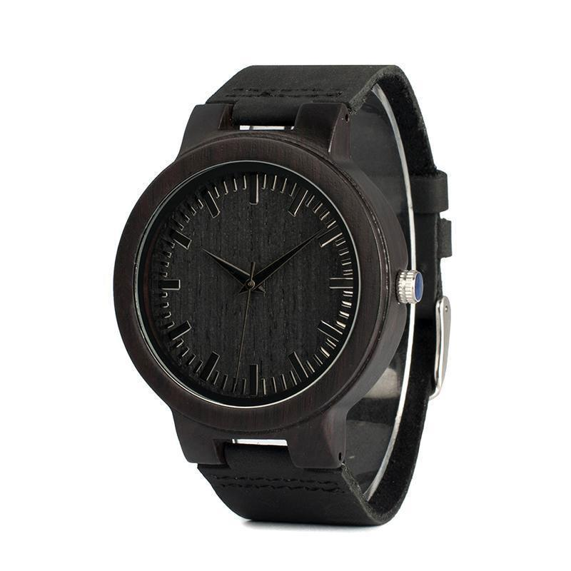 Luxury Wooden Bamboo Watch