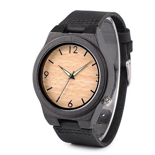 Sport Style Wood Watch