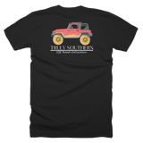 Muddy Jeep Off Road Collection Short Sleeve Tee
