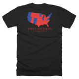 Red and Blue States Short Sleeve Tee