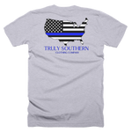 Blue Lives Matter Short Sleeve Tee