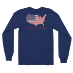 Classic Flag Long Sleeve Tee