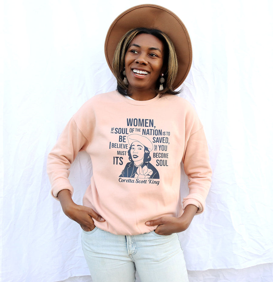 The Coretta Sweatshirt