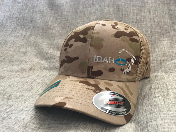Idaho Ice Flexfit Arid Camo