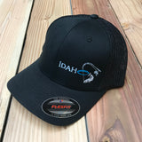 Idaho Ice Flexfit Black/Black