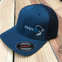 Idaho Ice Flexfit Navy/Navy