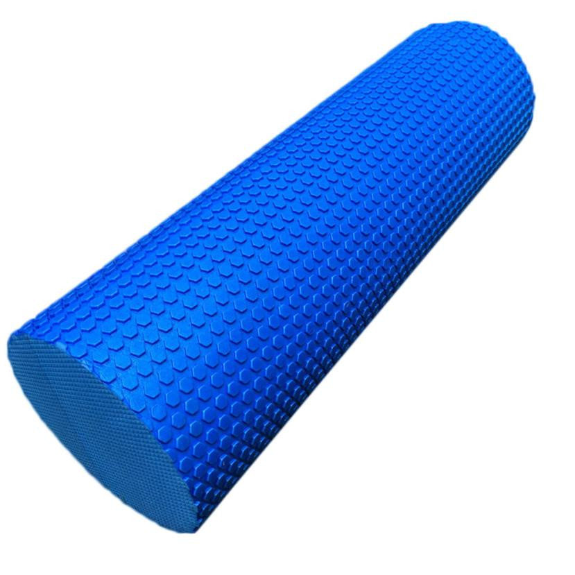 Yoga Blocks Gym Exercise Fitness Floating Point EVA Yoga Foam Roller Physio Trigger Massage #FC28