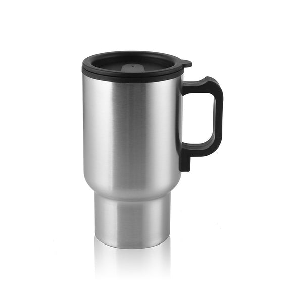 Stainless Steel Travel Coffee Mug -12V