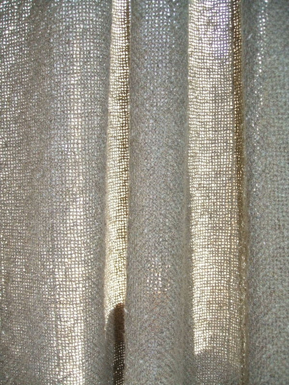Gauze Striped Curtain