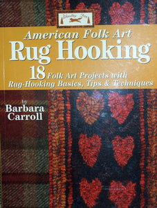 American Folk Art Rug Hooking