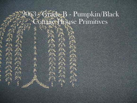 Willowtree - Pumpkin/Black