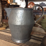Early Pewter Pitcher
