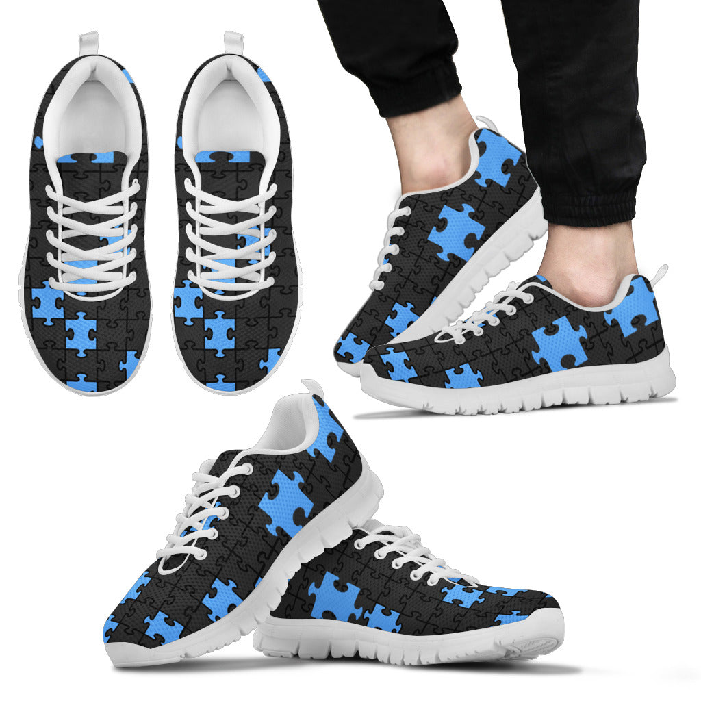Autism Awareness Shoes