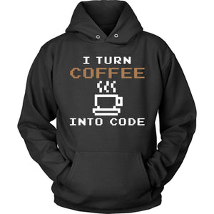 Turn Coffee Into Code