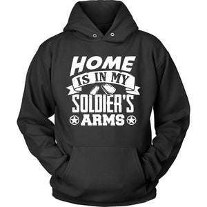 Home In Soldier's Arms