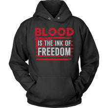 Blood Ink Of Freedom