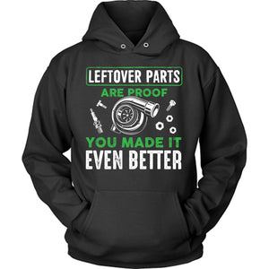 Leftover Parts