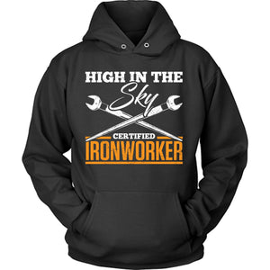 High In The Sky Ironworker