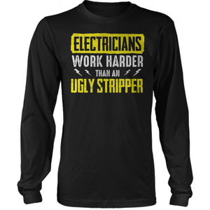 Electrician Ugly Strippers