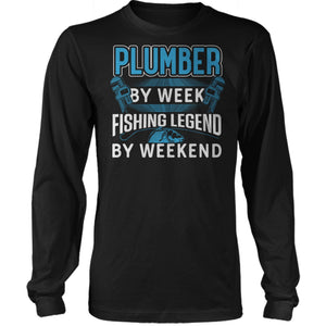 Plumber Fishing Legend
