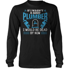 Plumber Dead By Now