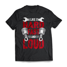 Hard Fast And Loud