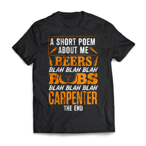Carpenter Poem