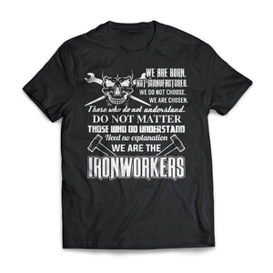 WE ARE THE IRONWORKERS
