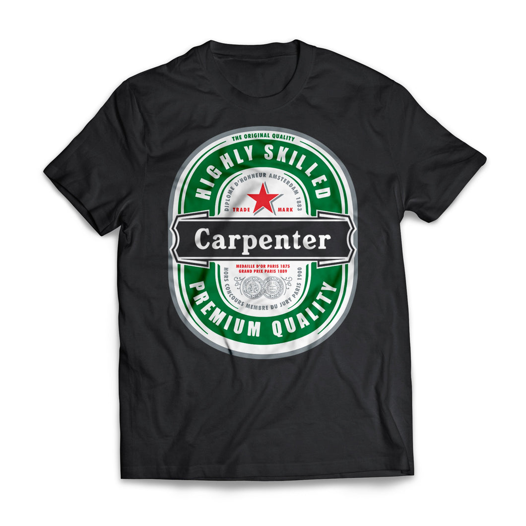 Highly Skilled Carpenter