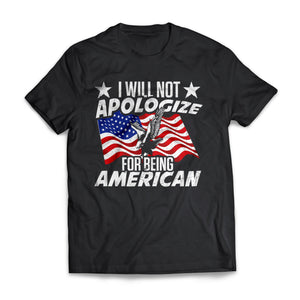 No Apology For Being American
