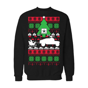 Christmas Sweater Army