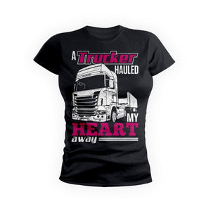 Trucker Hauled My Heart
