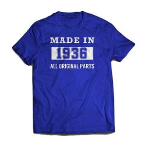 MADE IN 1936