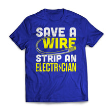 Strip An Electrician