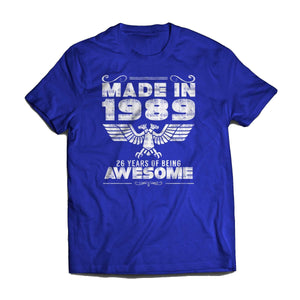 AWESOME SINCE 1989