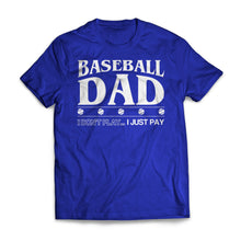 Baseball Dad Pay