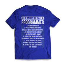 Reasons To Date A Programmer