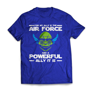 Ally Is The Air Force