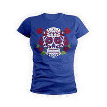Rose Nurse Sugar Skull