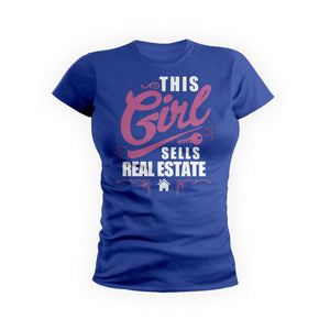 This Girl Sells Real Estate