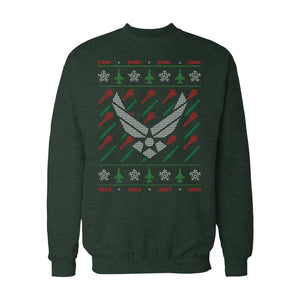Air Force Christmas Symbol