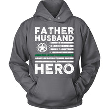 Father Husband Soldier