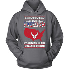 Air Force Protected Freedom